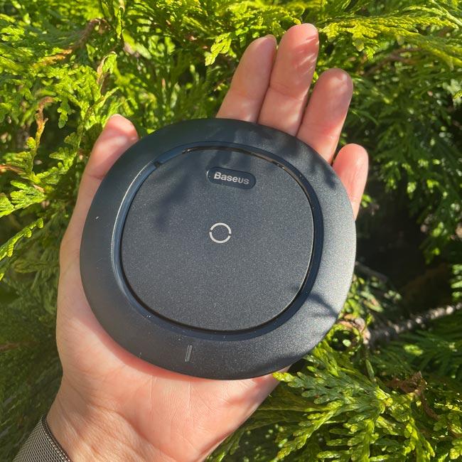 vezeték nélküli töltő - Baseus UFO