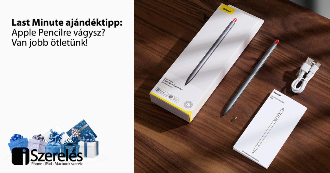 érintőceruza Apple Pencil helyett