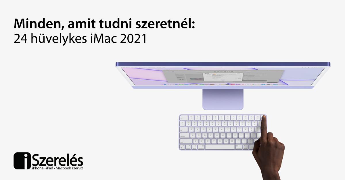iMac 2021