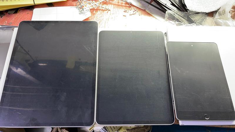 iPad mini 6 és új iPad Prók