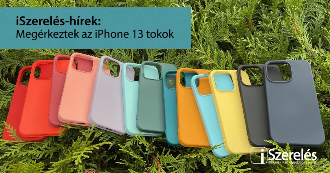 iPhone 13 tokok