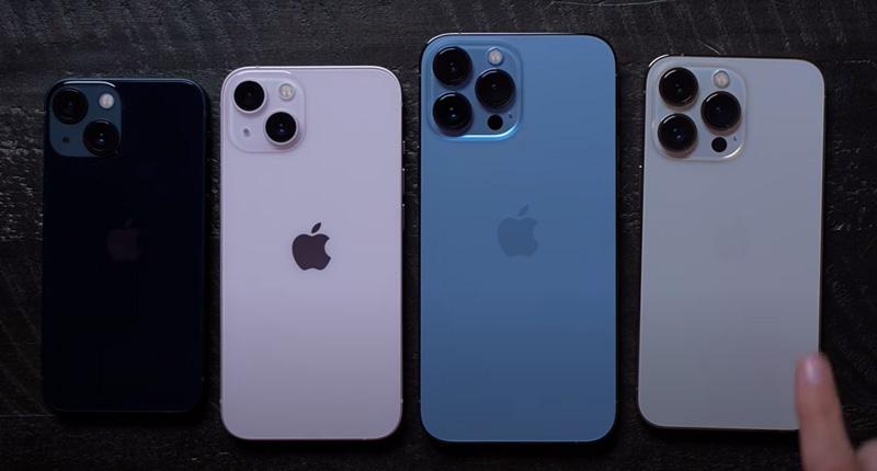 iPhone 13 kicsmagolás