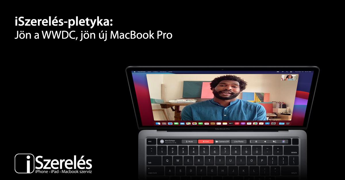 új MacBook érkezhet