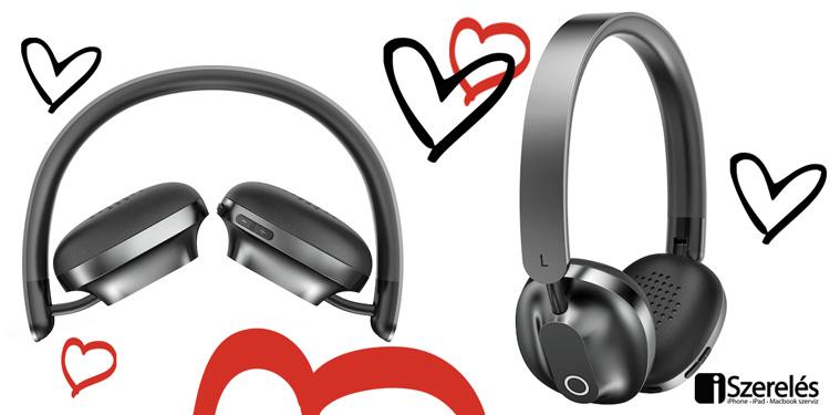 Valentin-nap ajándékötlet vezeték nélküli fejhallgató