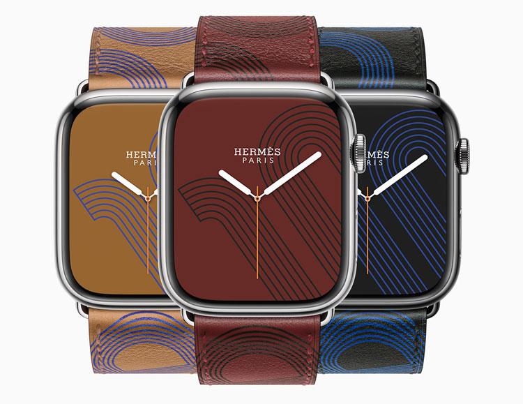 Apple Watch 7 Hermes