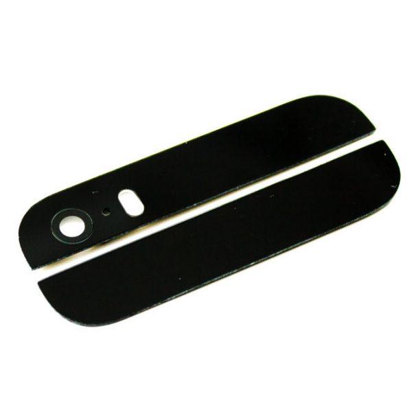 iPhone 5s hátlap üvegcsíkjainak cseréje (alsó és felső)