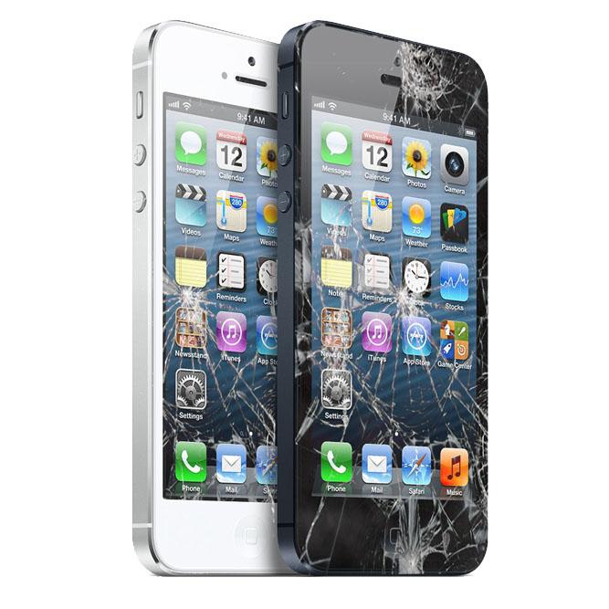 iphone 5 kijelző csere
