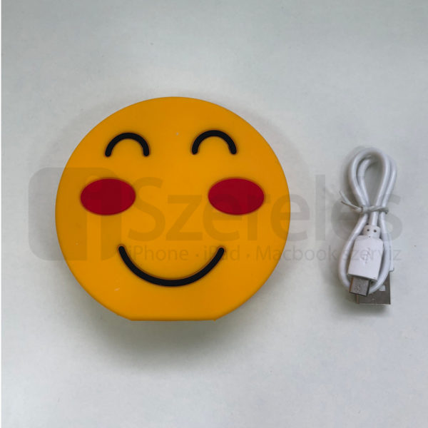 Blush Emoji powerbank