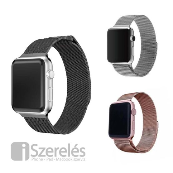 apple watch milano szíj 38 mm