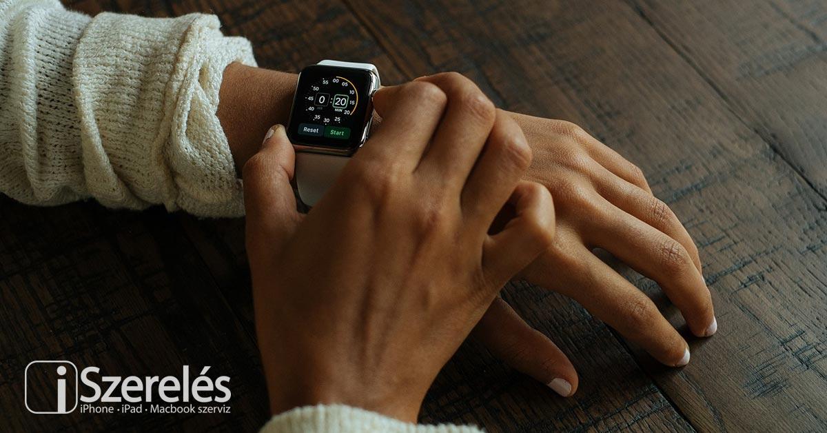 apple watch, okosóra