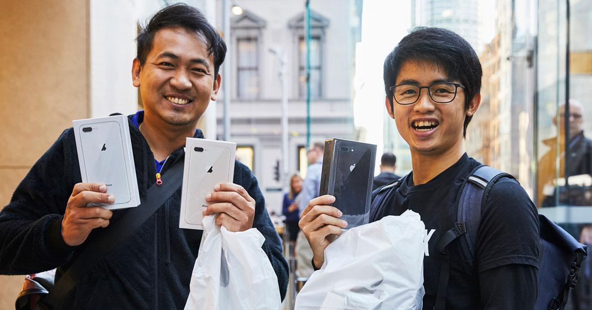iPhone csalás