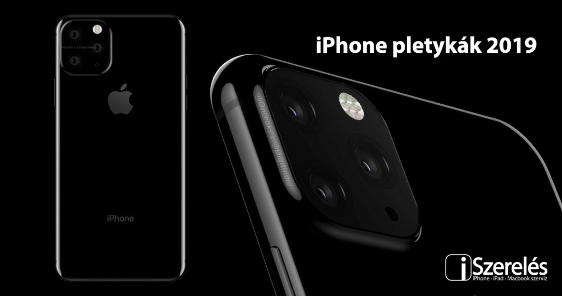 2019-es iPhone