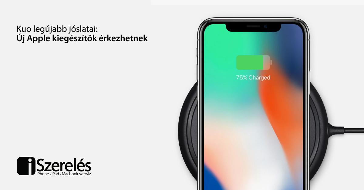 Apple kiegészítők