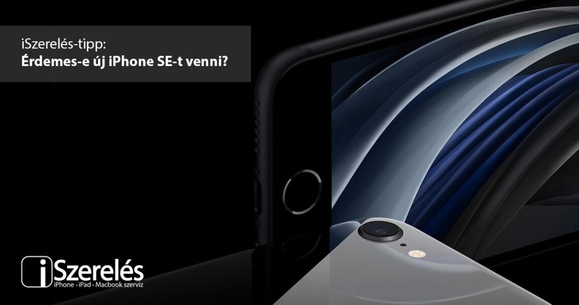 új iPhone SE