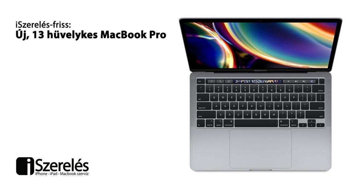 13 hüvelykes MacBook Pro