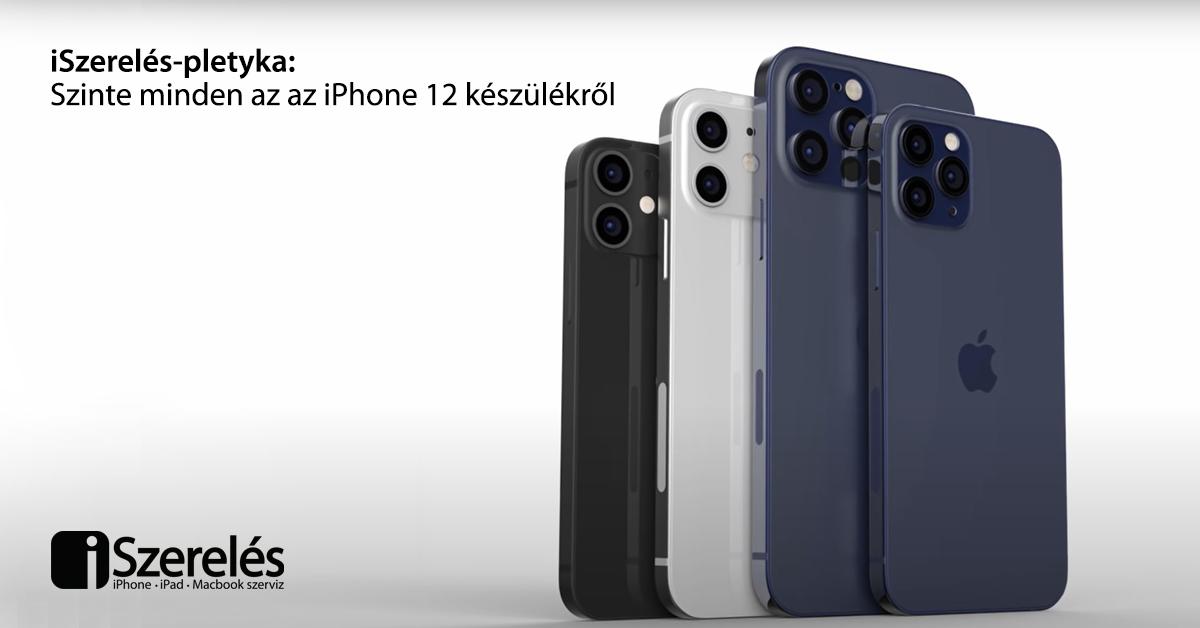 iPhone 12 készülékről