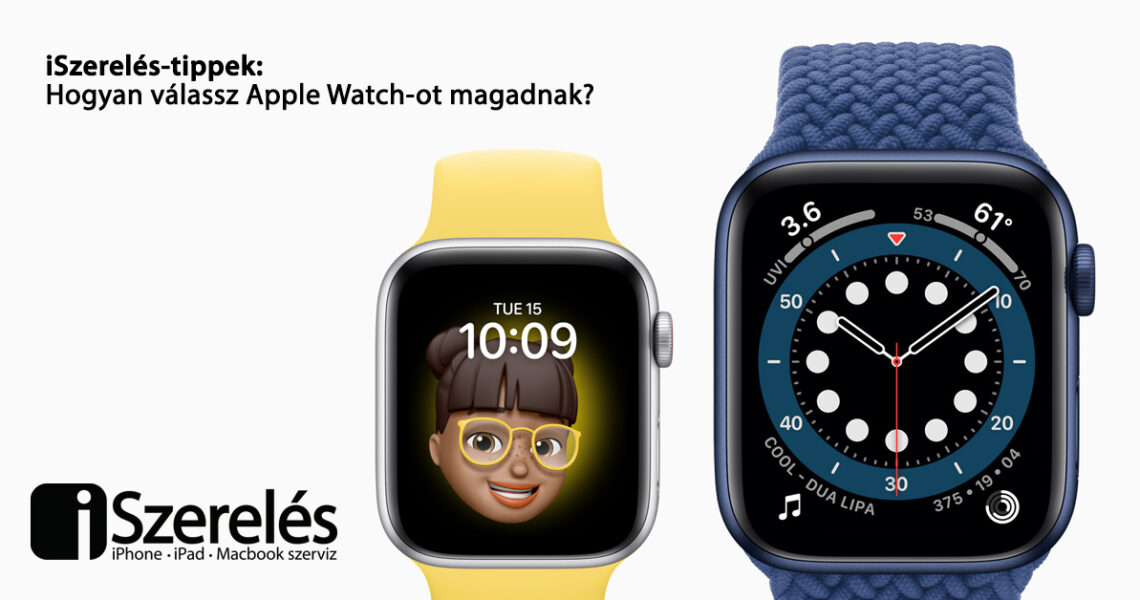válassz Apple Watch