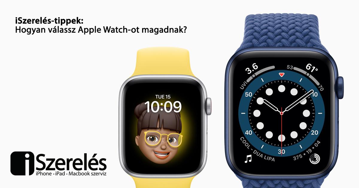 válassz Apple Watch