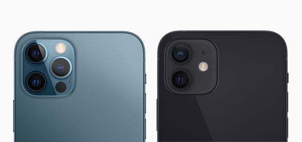 iPhone 12 vagy iPhone 12 Pro kamera alapján