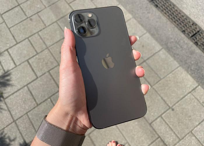 iPhone 12 Pro Max hátlapcsere